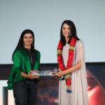 Kanaa Audio Launch, Aishwarya Rajesh, stage