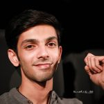 Kanaa Audio Launch, Anirudh Ravichander, smile