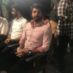Kanaa Audio Launch, Sivakarthikeyan, sitting