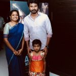 Kanaa Audio Launch, Sivakarthikeyan, wife, daughter