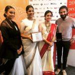 Keerthy Suresh, award