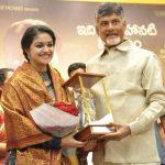 Keerthy Suresh, award, savithiri, fashionable