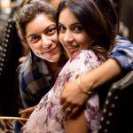 Mahima Nambiar,  Friends, Hug