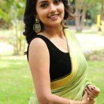 Mahima Nambiar,  popular Actress, Green Saree