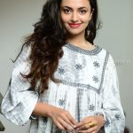 Malavika Nair, White Dress,stylish