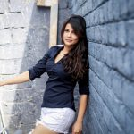 Manisha Shree, black fit, Smart