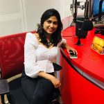 Manisha Yadav, radio station
