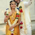 Marainthirunthu Paarkkum Marmam Enna, dhruvva, marriage