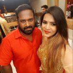 Meera Mitun, selfie, robo shankar