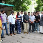 Naan Seidha Kurumbu, pooja, movie pooja, team