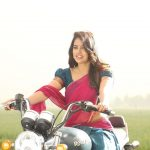 Nandita Swetha, Srinivasa Kalyanam, movie, royal enfield