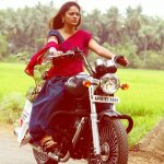 Nandita Swetha, royal enfield, colourful, telugu moive