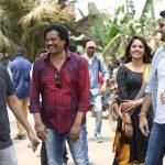 Nandita Swetha, shooting, Srinivasa Kalyanam, team