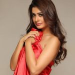 Payal Rajput, red towel,romantic