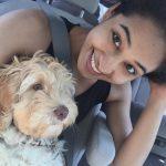 Pooja Ramachandran, Bigg Boss Telugu 2, dog, selfie