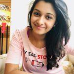 Priya Bhavani Shankar, face, unseen