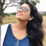 Priya Bhavani Shankar, glass, hair style