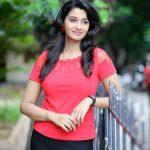 Priya Bhavani Shankar, old picture, red colour
