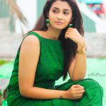 Priya Bhavani Shankar, recent, green dress, hd