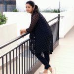 Priya Bhavani Shankar, unseen, black dress