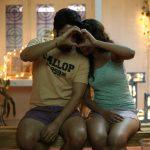 Pyaar Prema Kaadhal, Harish Kalyan, Raiza, love symbol, lovers