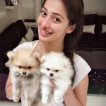 Raai Laxmi, Dogs, Pet lover, favorable