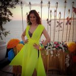 Raai Laxmi, Light Green,charming
