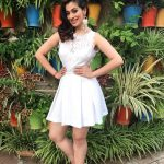 Raai Laxmi, White Dress, winsome
