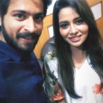Raiza Wilson, selfie, harish kalyan, promotion
