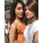 Rashi Khanna, selfie, orange dress