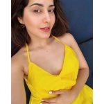 Rashi Khanna, yellow dress, fabulous