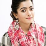 Rashmika Mandanna, 2018,Smart look