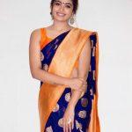 Rashmika Mandanna, Treditional, saree, glamorous