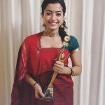 Rashmika Mandanna, function, award