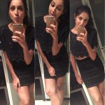 Riya Suman, Paper Boy Actress,  black dress, Good