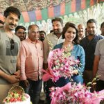 Samantha Akkineni, aadhi, u-turn, team