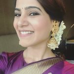 Samantha Akkineni, face, selfie, wallpaper