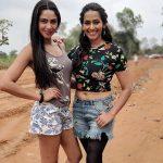 Sanjana Singh, Anana Roy, Shooting Spot, cute