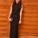 Sanjana Singh, Black Dress, attractive