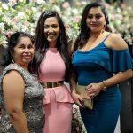 Sanjana Singh, Namitha, Function