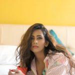 Sanjana Singh, Photo Shoot, Lying, adorable