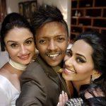Sanjana Singh, Sonia Aggarwal, pretty