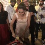 Sayesha Saigal, sayyeshaa, birthday celebration, latest