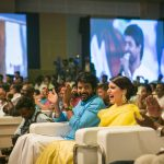 Seemaraja Audio Launch, Sivakarthikeyan, Samantha, smile