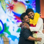 Seemaraja Audio Launch, Soori, hug