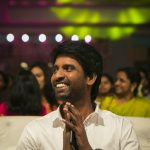 Seemaraja Audio Launch, Soori, smile