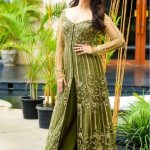 Tamannaah, green dress, favorable
