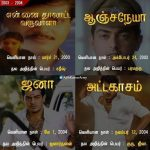 Thala, Ajith, Movie List (9)