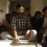 Vada Chennai, Dhanush, carrom, anbu, beard