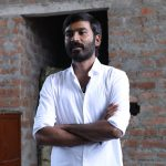 Vada Chennai, Dhanush, recent, beard, white dress